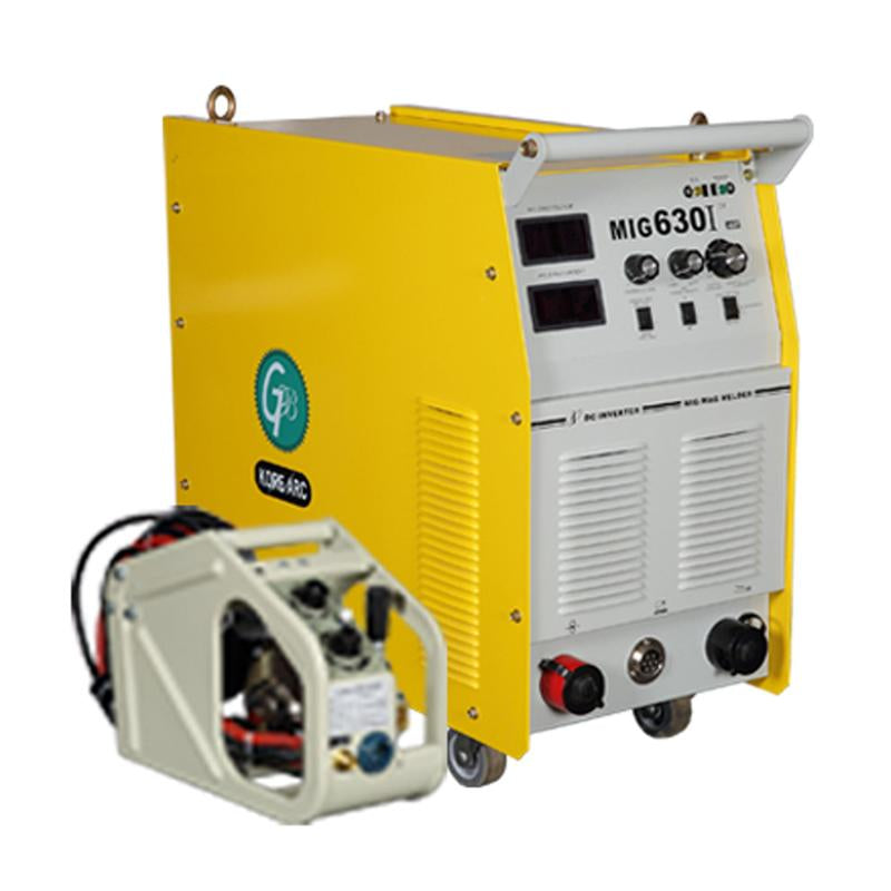 GB MIG 630I MODULAR IGBT WELDING MACHINE