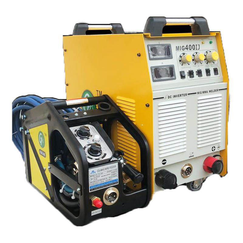 GB MIG/ARC 400I MODULAR IGBT WELDING MACHINE
