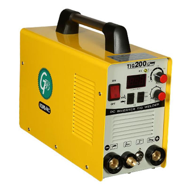 GB TIG 200 PULSE WELDING MACHINE