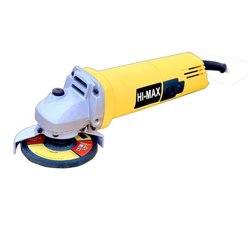 HIMAX ANGLE GRINDER 100MM IC022