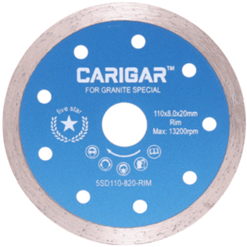 CARIGAR 5SD110-820-RIM carigar,   diamond blade,  power tools,    carigar diamond blade sets,  carigar diamond blade cutter,  carigar online price,  best price diamond blade,  carigar diamond blade,  buy best online diamond blade,  carigar tools.