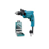 MAKITA 13MM/16MM HAMMER DRILL M0801BX2 WITH DRILL BIT SET 13 PCS