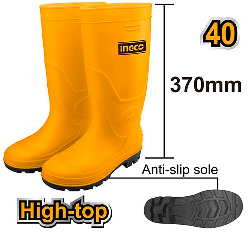 INGCO SSH092L.40 RAIN BOOTS ingco tools,  ingco tools price in india,  ingco tools price,  ingco tools review,  ingco tools price list,  ingco tools online price,  ingco tools industrial design