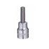"STANLEY 1/2"" HEXAGONAL BIT SOCKET 12 MM STMT73378-8B-12"