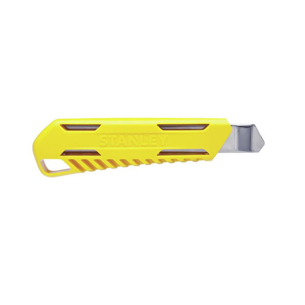 STANLEY 18MM BASIC SNAP OFF KNIFE STHT10276-812 stanley tools,  stanley socket,  stanley claw hammer,  stanley spanner,  stanley hex key,  stanley hand tools,  stanley mitre saw,  stanley online price,  stanley glue gun,  stanley drill sets.