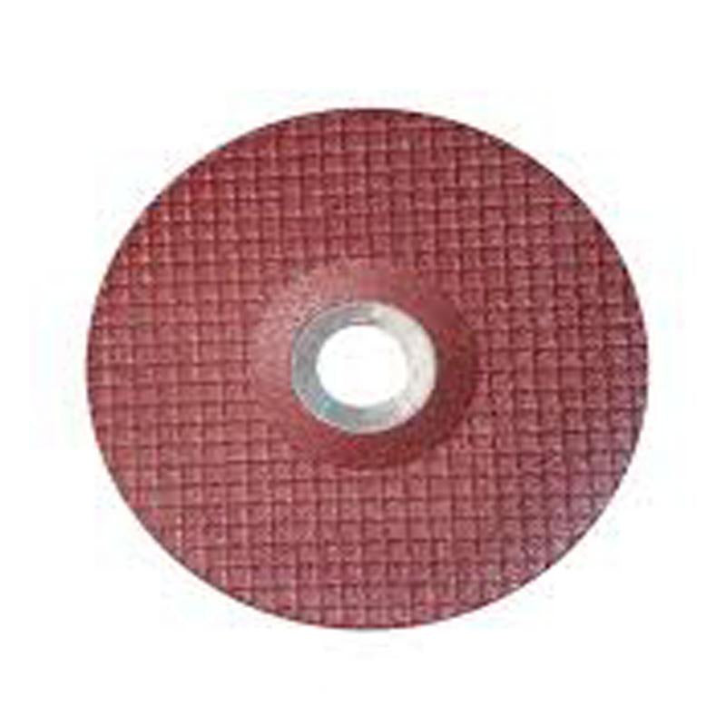 YKING 4INCH CUTTING WHEEL 107X1X16MM RED DOUBLE NET - PACK OFF 5