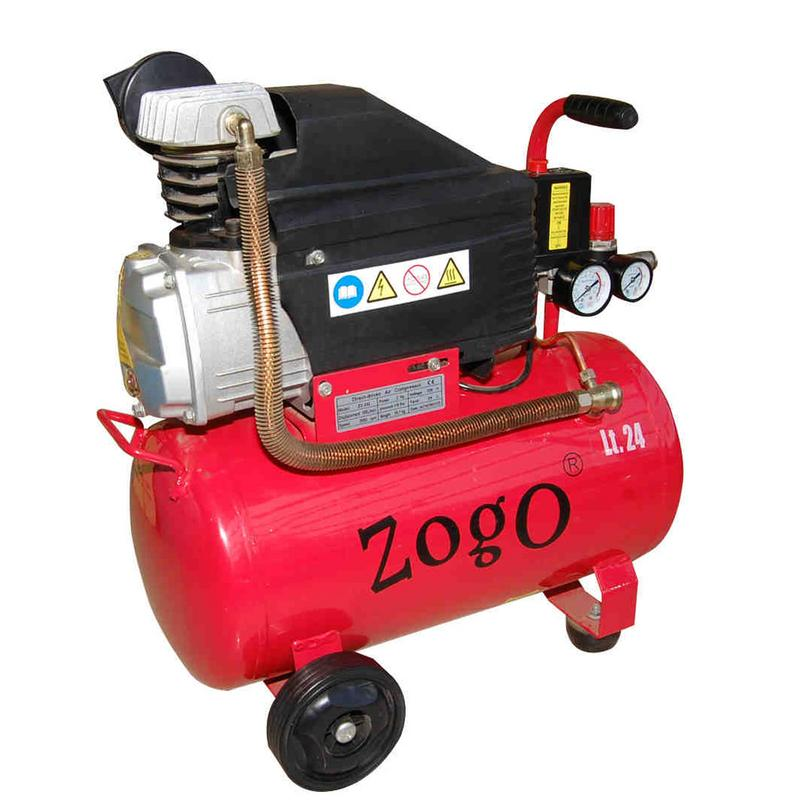 ZOGO (0023) PORTABLE AIR COMPRESSOR 24 LTR ZC24
