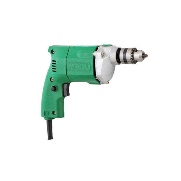 ALPHA ELECTRIC DRILL 10MM A6102 alpha,   electric drill,  hand tools,    alpha electric drill machine,  buy online alpha electric drill,  portable electric drill alpha,  cordless electric drill alpha,  buy alpha online price,  alpha tools