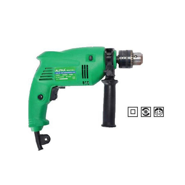 ALPHA IMPACT DRILL 13MM A6136 alpha,   impact drill,  power tools,    alpha impact drill machine,  buy online alpha impact drill,  portable impact drill alpha,  cordless impact drill alpha,  buy alpha online price,  alpha tools