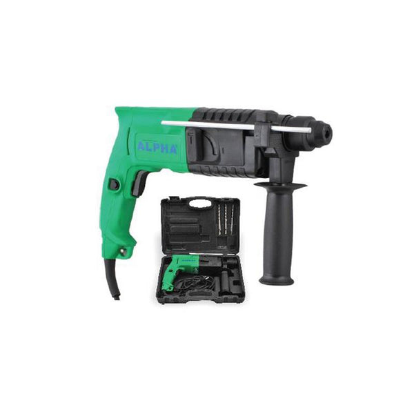 ALPHA ROTARY HAMMER 20MM A- 3201 alpha,   rotary hammer,  power tools,    alpha rotary hammer drill,  buy online alpha marble cutter,  rotary hammer machine alpha,  rotary hammer bits alpha,  buy alpha online price,  alpha tools