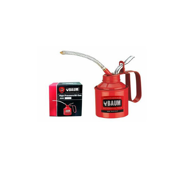 Baum 215high pressure oil can 1/2
