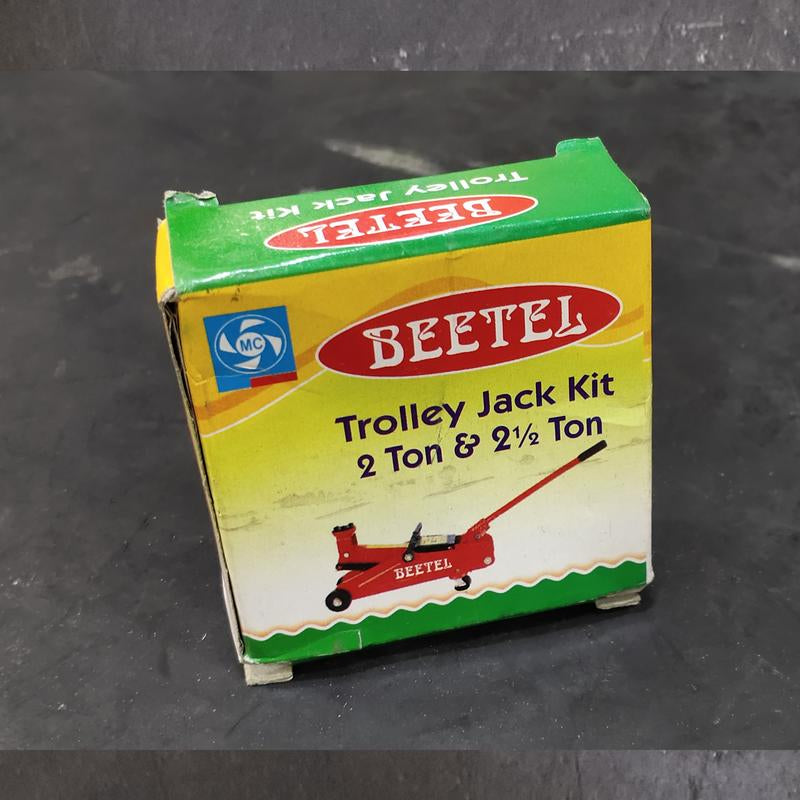 Beetel 2 ton & 2.5 ton trolley jack kit m.ji