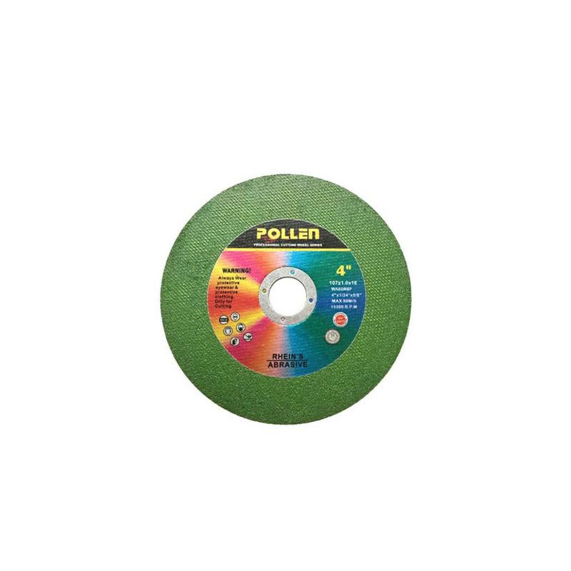 Bipico cut off wheel 4x1 green