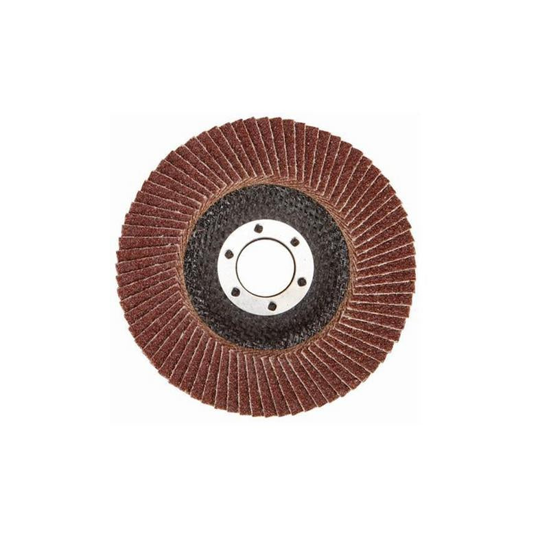 Bipico flap disc 100x16mm metal 120 grit hhm