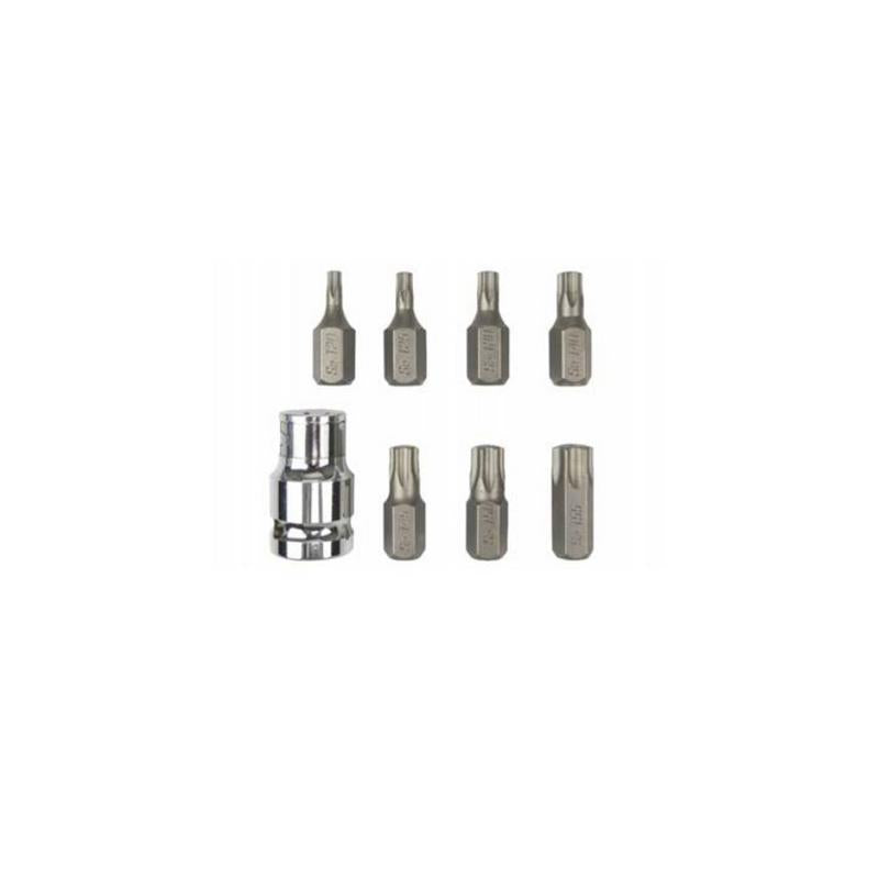 Dayton 8pcs torx bit set cs-9075b