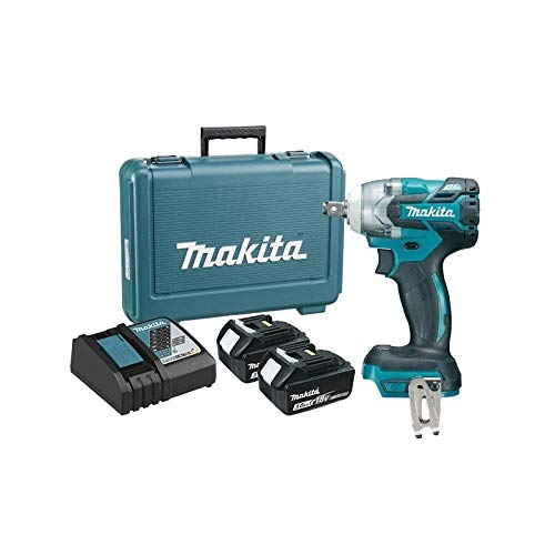MAKITA CORDLESS IMPACT WRENCH 1/2INCH DTW 285RFE - Lion Tools Mart