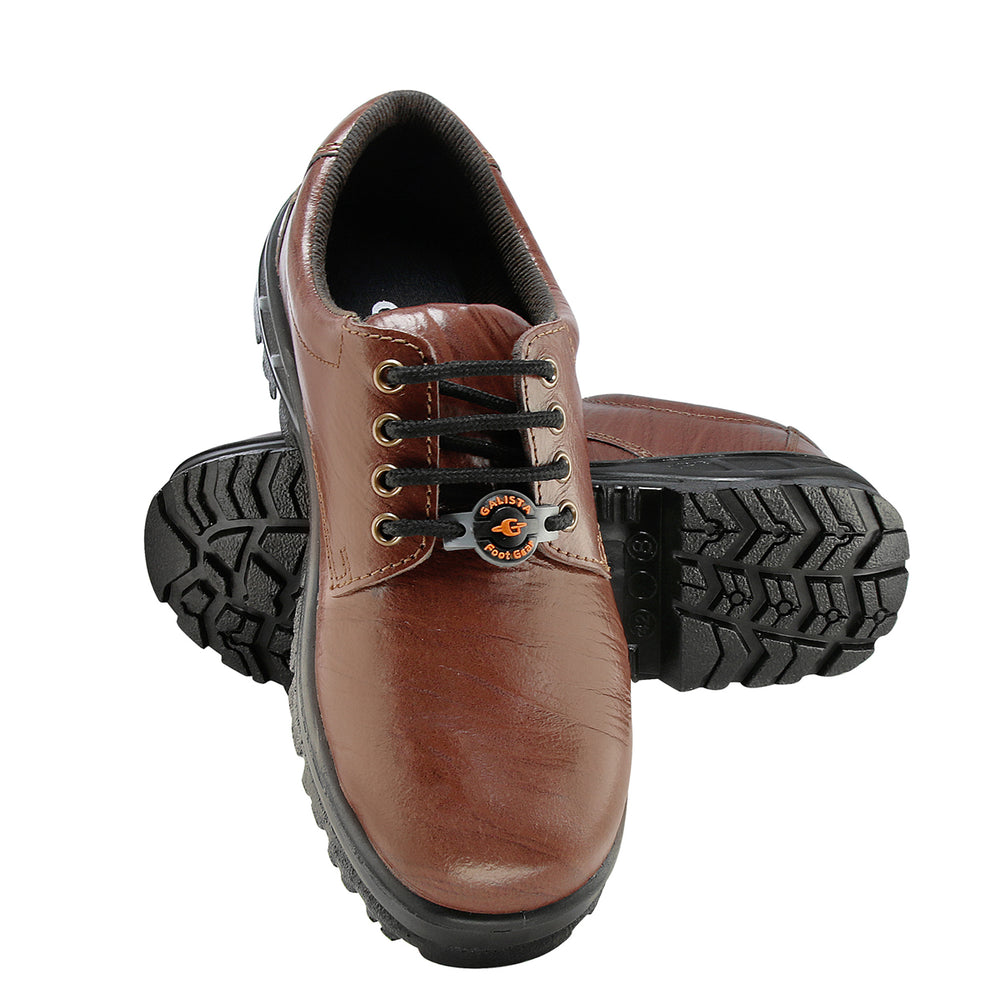 GALISTA SAFETY SHOES APOLLO TAN