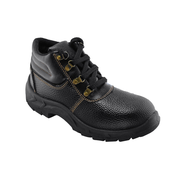 GALISTA SAFETY SHOES TIGER HIANKLE BLACK