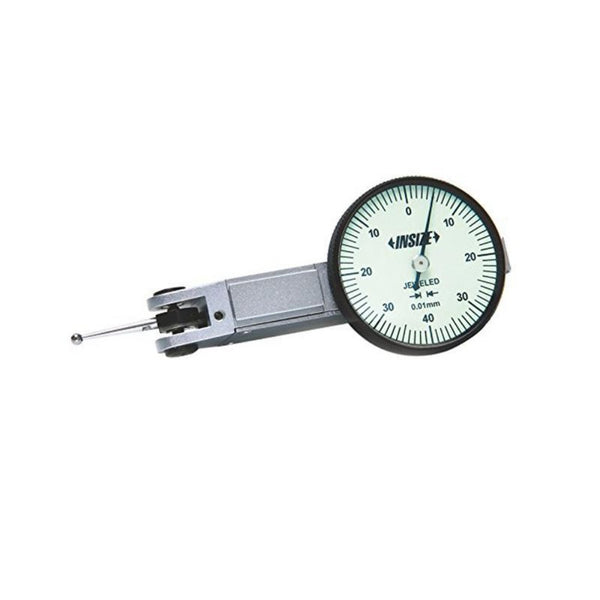 INSIZE 2380-08 DIAL TEST INDICATOR 0.8X0.01MM