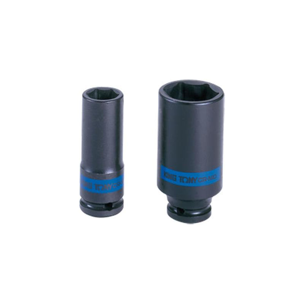 KINGTONY 1/2INCH DEEP IMPACT SOCKET 18MM