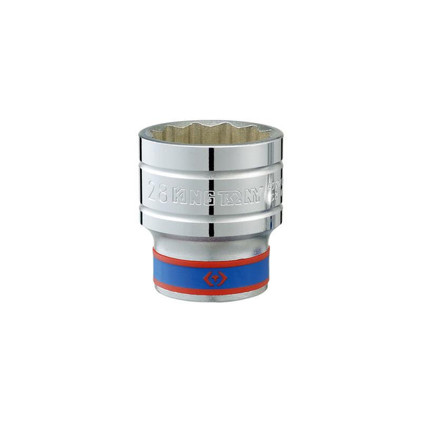 KINGTONY 1/2 INCH SQ IMPACT SOCKET M4535 21MM