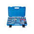 KINGTONY 24 PCS 1/2INCH DR SOCKET WRENCH  SET