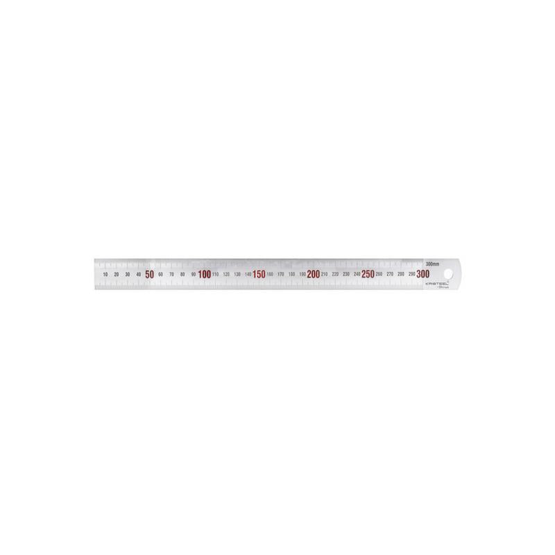 KRISTEEL METRIC SCALE/RULER 600MM