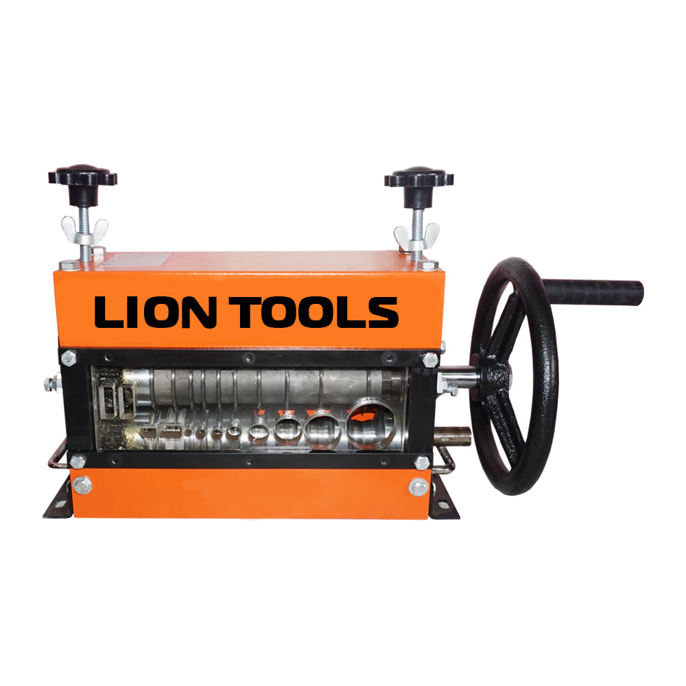 Lion Hand Operated Wire Stripping Machine Automatic LHWS