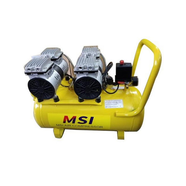 MSI OIL FREE COMPRESSOR 30 LTR