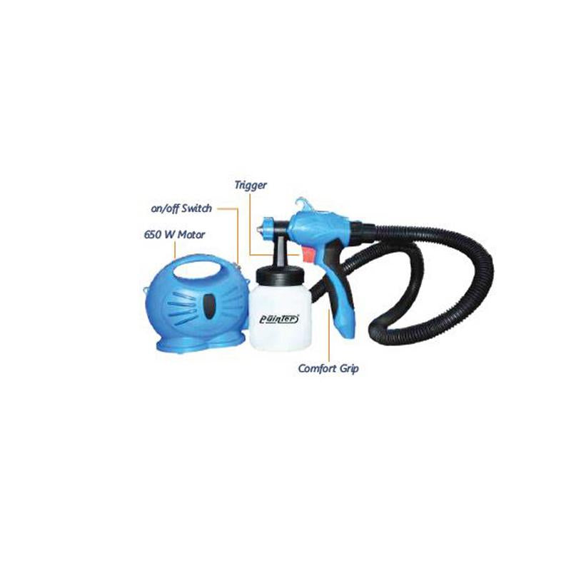 Painter portable spray gun egh-13 650 w portable
