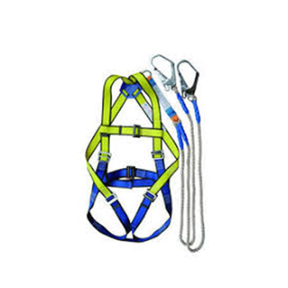 PRIMA SHOCK ABSORBER WITH ROPE SAFTY BELT SET