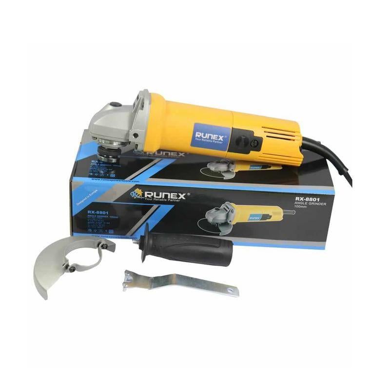 RUNEX ANGLE GRINDER 100MM/4INCH RX8801 CTC