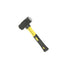 Smith sledge hammer d/f with fiber glass handle 3 lb