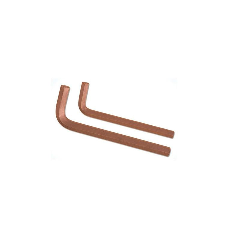 TAPARIA ALLEN KEY BROWN AK2 2MM