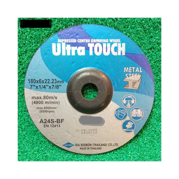 ULTRA TOUCH DC/GRINDING WHEEL 7INCHX6MM
