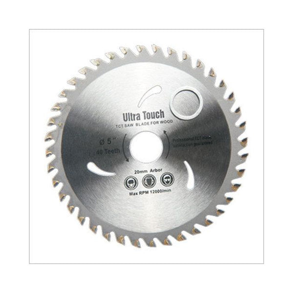 ULTRA TOUCH WOOD CUTTER-5X40T (TCT SAW BLADES)
