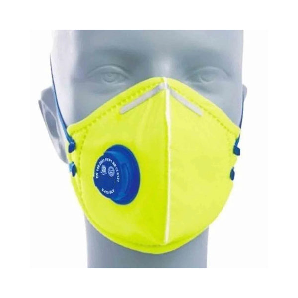 Yellow V410 MASK with Filter