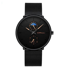 Load image into Gallery viewer, Minimalistic Timepiece ''Double complication""