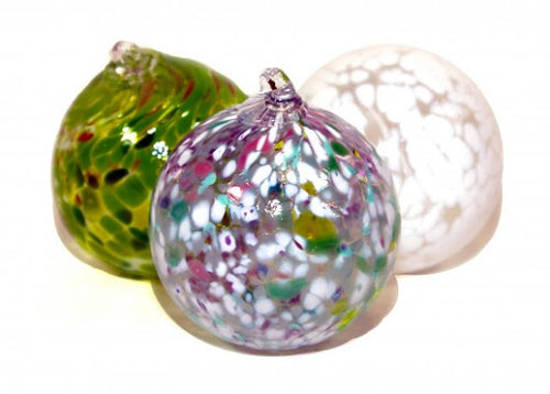 Blown Ornaments (Child Friendly)