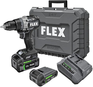 FLEX 24V Max Cordless Drill – 5 Features that WOWed Me