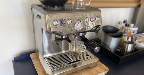 Breville the Barista Express Espresso Maker Only $509.96 Shipped (Regularly $700)