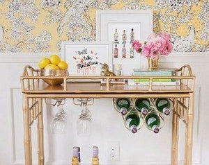 Uk Bar Cart Decor