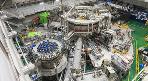 Fusion Reactor Sets Record By Running for 20 Second
