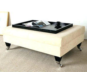 Luxury Large Serving Tray For Ottoman