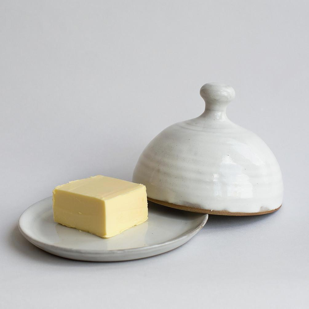 Hot Ceramic Butter Dish