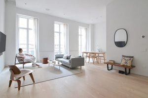 Gorgeous Minimalist Interiors That Bask In The Purity Of White & Wood