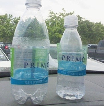 Breathtaking Primo Water Bottles
