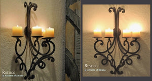 Sweet Candle Wall Decor