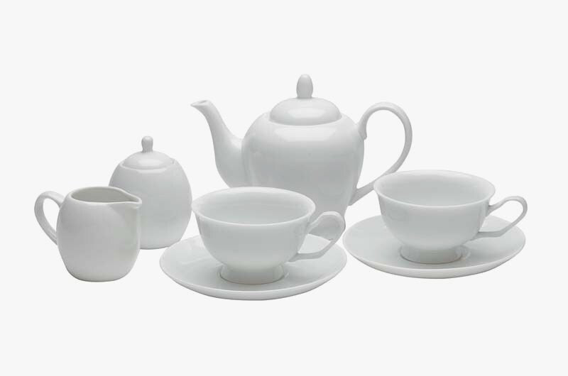 Nice To Look At English Tea Set