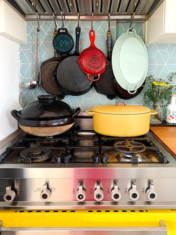 6 Ways to Organize Your Cookware That Don't Involve Stacking